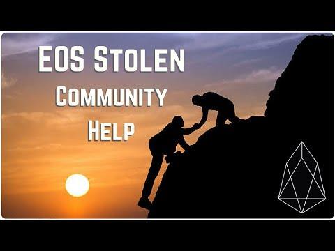 EOS Stolen – Can You Help?