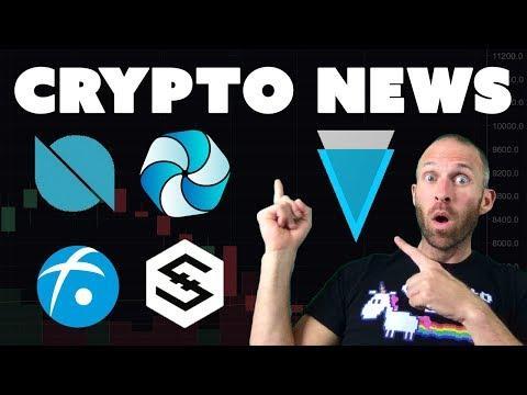 Crypto News – Verge Ontology IOSToken HPB Fusion