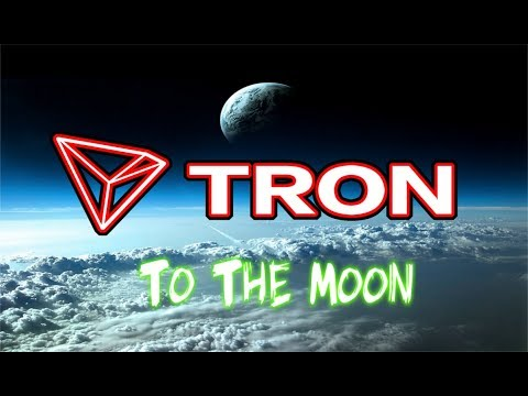 TRON (TRX) On Its Way To The Moon!!!!