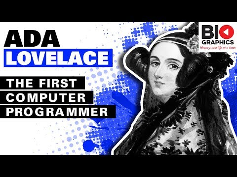 Ada Lovelace: The First Computer Programmer (Ada Lovelace Biography)