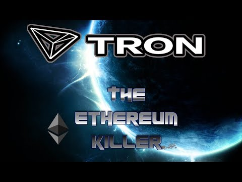 TRON (TRX) Is The Ethereum Killer! Vatalik Is Scared