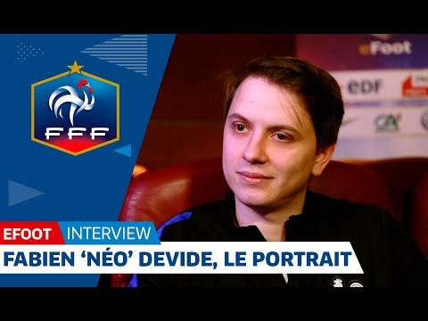 eFoot, le portrait de Fabien 'Neo' Devide, interview I FFF 2018
