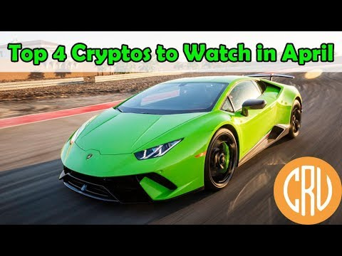 Top 4 Cryptos to Watch in April | ONT, EOS, BNB, FSN