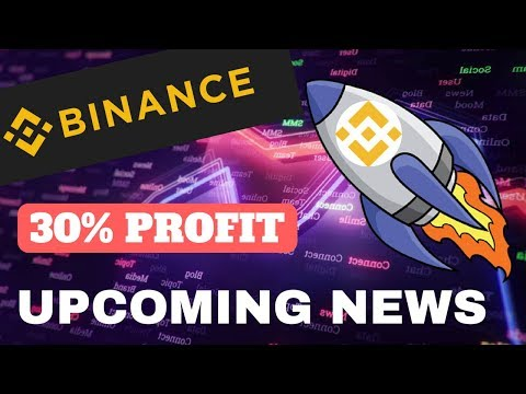 Profit 30% Trading On Binance | Hot Binance News BNB Coin