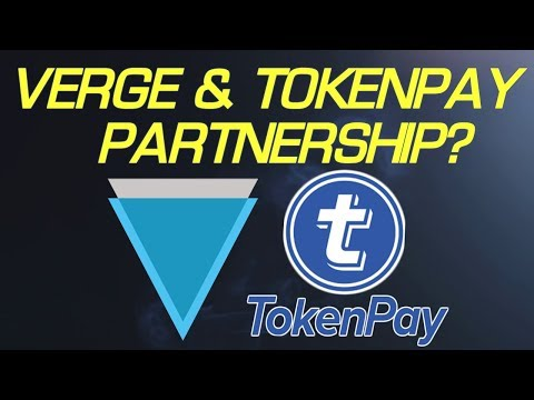 VERGE XVG TOKENPAY MYSTERY PARTNER? XVG and TPAY DEBIT CARDS COMING