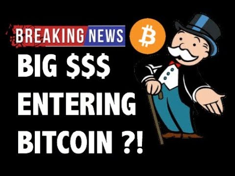 CRYPTO: BILLIONS ENTERING BITCOIN! CRYPTOCURRENCY,ETHEREUM,LITECOIN,XRP RIPPLE,TRX TRON,CARDANO NEWS