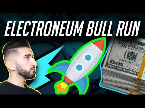 WHY ELECTRONEUM COULD SKYROCKET SOON! CRYPTOCURRENCY MARKET SHOWING SIGNS OF A BULL RUN?