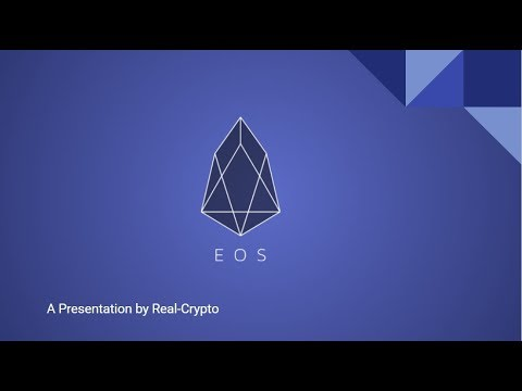 EOS  is it worth it? A Real-Crypto review