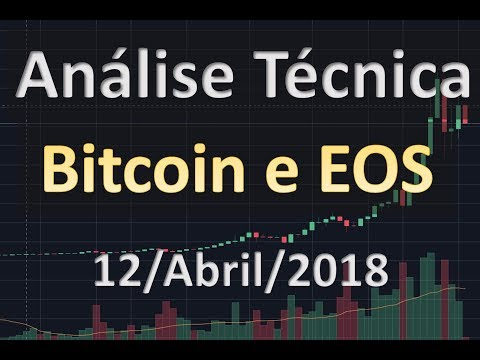 Bitcoin Entrou Em Alta? Análise Técnica do Bitcoin e do EOS – Análise Técnica de Criptomoedas