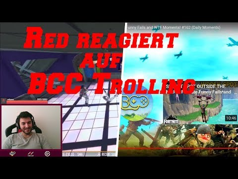 ApoRed reagiert auf BCC Trolling Port-A-Fort Fortnite | LIVESTREAM HIGHLIGHTS