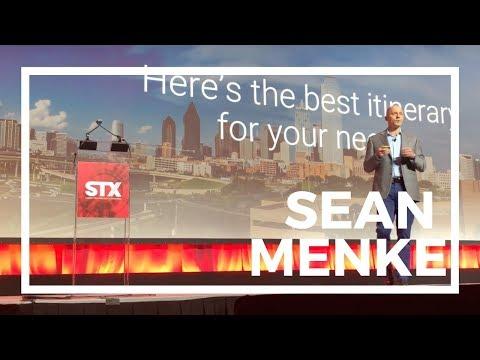 Sabre CEO Sean Menke Keynote @ STX 2018