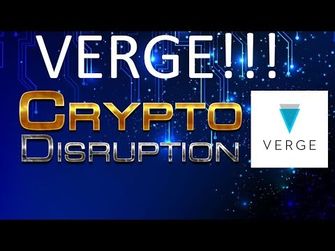 Is Verge (XVG) About to Blow Up Crypto the Crypto Market?