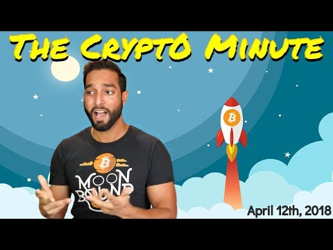 The Crypt0 Minute #12 – Cryptocurrencies Finally Rally / Samsung's Mining Devices / EOS Countdown