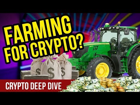 Farming for CryptoCurrency? – Crypto Deep Dive – BlockGrain ICO Review