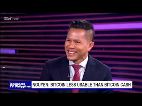 Jimmy Nguyen:  Bloomberg TV Philippines Interview on Bitcoin Cash and Virtual Currencies