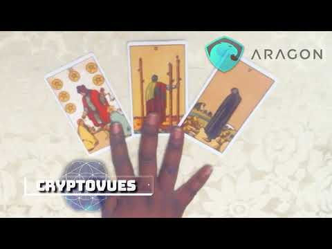 ARAGON (ANT) Crypto Tarot Reading Psychic Analysis