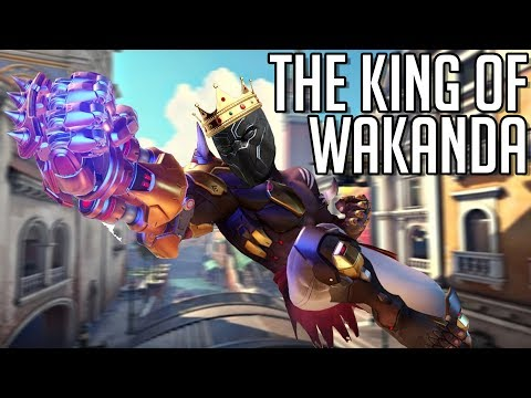 Doomfist, the King of Wakanda (ft. Hamaji Neo)