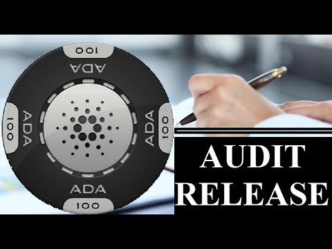 Cardano (ADA) Releases Technology Audit Establishing Transparency Within Cryptocurrency Market