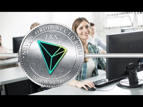 Tron (TRX) Announces $2 Billion USD Community Reward Pool for 2018 with 'Project Genesis'