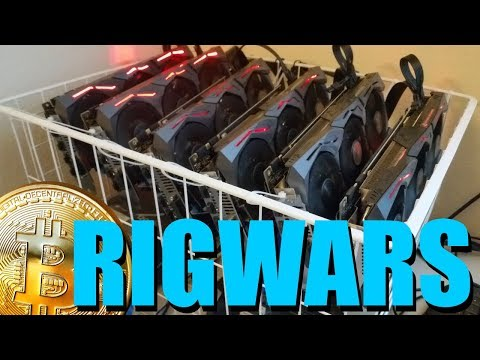 Mining Rig Wars 25: Bitcoin Basket Case