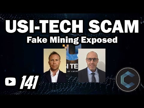 NEW USI Tech Exposed The Complete Truth About Their Bitcoin Mining and 20 BTC Packages SEC Complaint