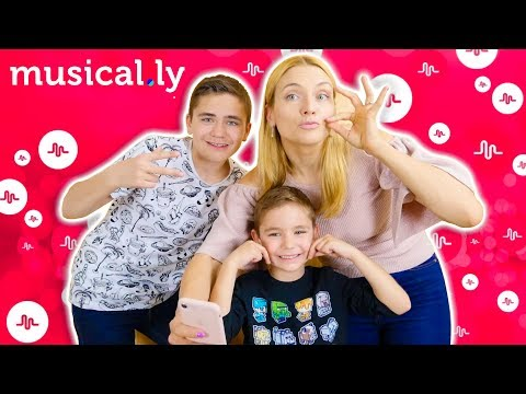 ON SE LANCE SUR MUSICAL.LY !!! – Nos premiers musically ?