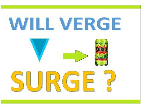 Will Verge XVG SURGE? Partnership Announcement Coming next Week