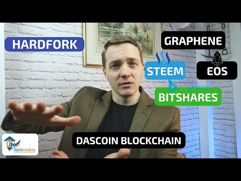 DasCoin's Blockchain? | When Coming Out? BitShares – Steem – EOS – Graphene | How does it all work?