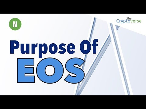 EOS Mini Series – Part 2 – What Is The Purpose Of EOS?