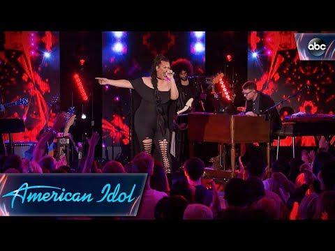 "Ada Vox Sings ""Feeling Good"" by Nina Simone – Top 24 Solos – American Idol 2018 on ABC"