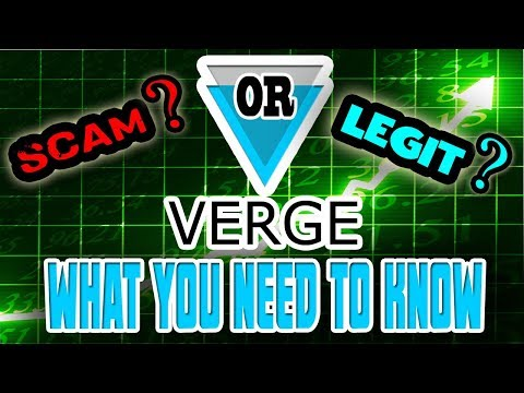 XVG – The Truth About Verge FUD: The Plot Thickens…