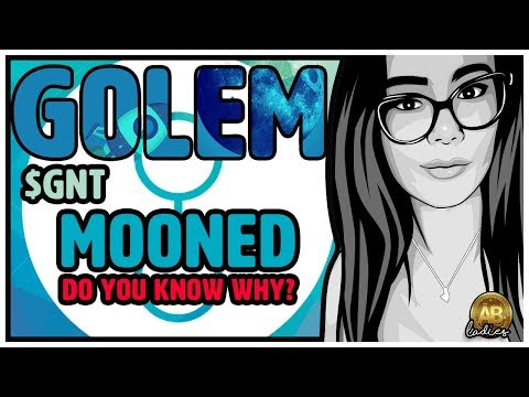 Golem MOONED – 110% GAINS In The Last Week?! Is this Altcoin Still a Good Crypto Buy?