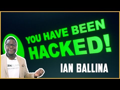 Ian Ballina Hacked for $2m – Cryptocurrency Security Lessons For All!