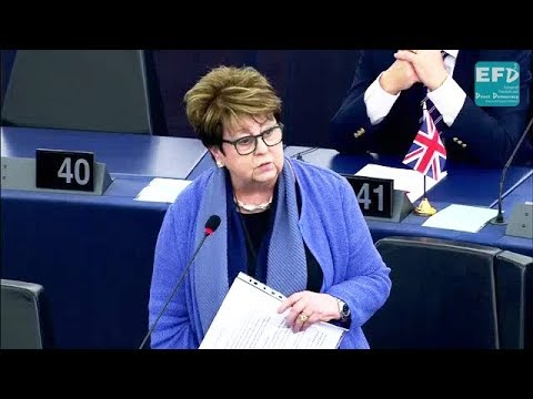 Why would Assad bomb his own people on the verge of victory over ISIS? – Margot Parker MEP