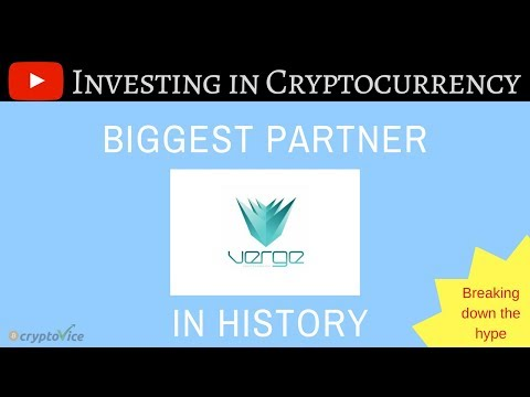 Verge Currency (XVG) Partner Announcement – Will it be a Crypto Dud or Crypto Stud?