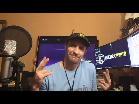 Crypto at Night Live Stream about all things Crypto, Verge COIN update!!
