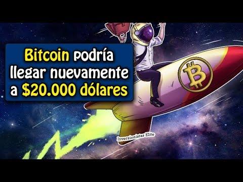 bitcoin podría llegar nuevamente a los 20.000 dolares | análisis Verge, stratis, dgb y btc