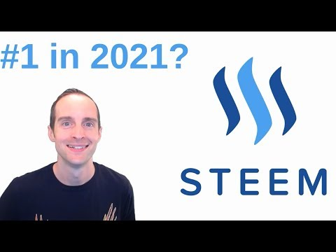 25 Reasons Steem Will Replace Bitcoin as #1 Cryptocurrency by 2021!