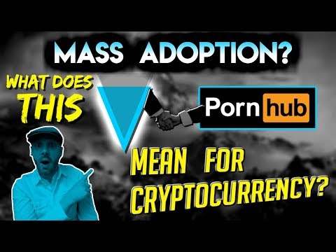 Verge XVG Cryptocurrency Mass Adoption – What this means for Cryptocurrency – news April 2018