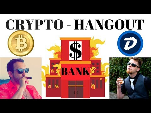 Chillin with DigiByte Ambassador Talking DGB, Cryptos, and Whatever We Could Think Of!
