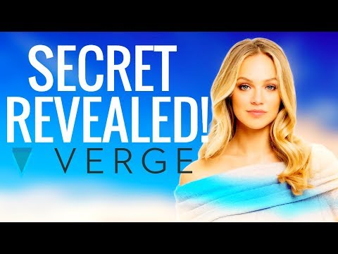 VERGE XVG SECRET PARTNERSHIP REVEALED! What This Means for The Crypto Space & My Overall Thoughts