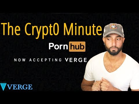 The Crypt0 Minute #14 – A Look At Markets / Verge & FunFair Partnerships / Binance Token Burn