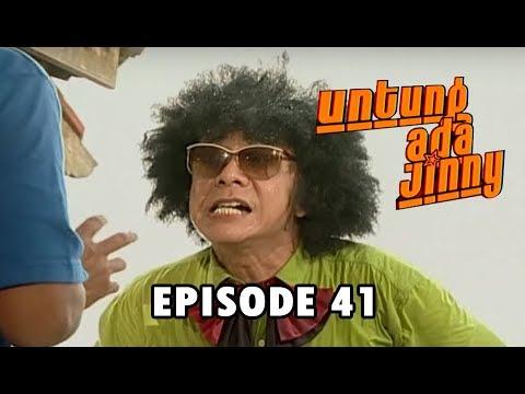 Untung Ada Jinny Episode 41 Curi Kerja
