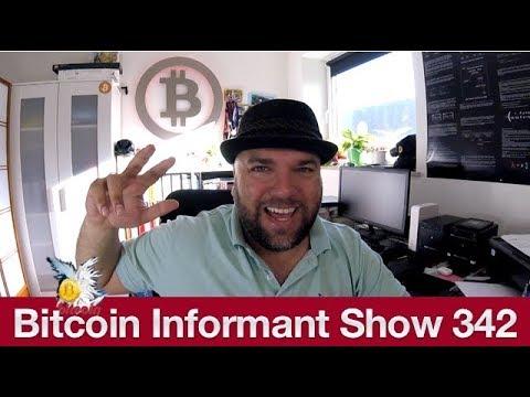 #342 Bitcoin Kriminalität, Verge XVG Pornhub Partnerschaft & Island Bitcoin Dieb Gefängnisausbruch