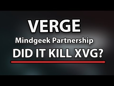 VERGE ($XVG) WILL THE PARTNERSHIP DESTROY OR GROW XVG?!