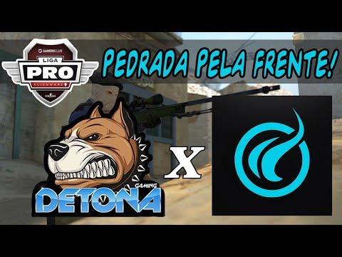 DETONA COM MUDANÇAS + DETONA x NEO BLUE (Liga PRO)