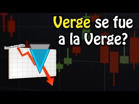 Verge se fue a la Verge? | análisis de BCH, verge, Dgb, stratis y bitcoin