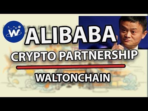 Alibaba Crypto Partnership – Waltonchain IoT Rumors