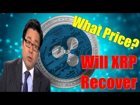 Ripple Price News| What Is The Price Of Ripple? Will XRP Recover? Tom Lee Predictions