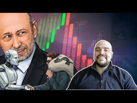 Bitcoin y los Ejecutivos de Goldman Sachs que Renuncian Análisis de BTC, ETH, BCH, IOTA, GNT